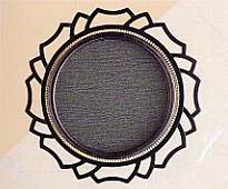 黒ポインセチアグレバー底