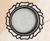 黒ポインセチア 銀チヂミ